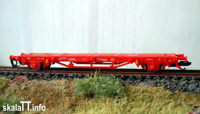 PIKO. Model platformy Lgs579.
