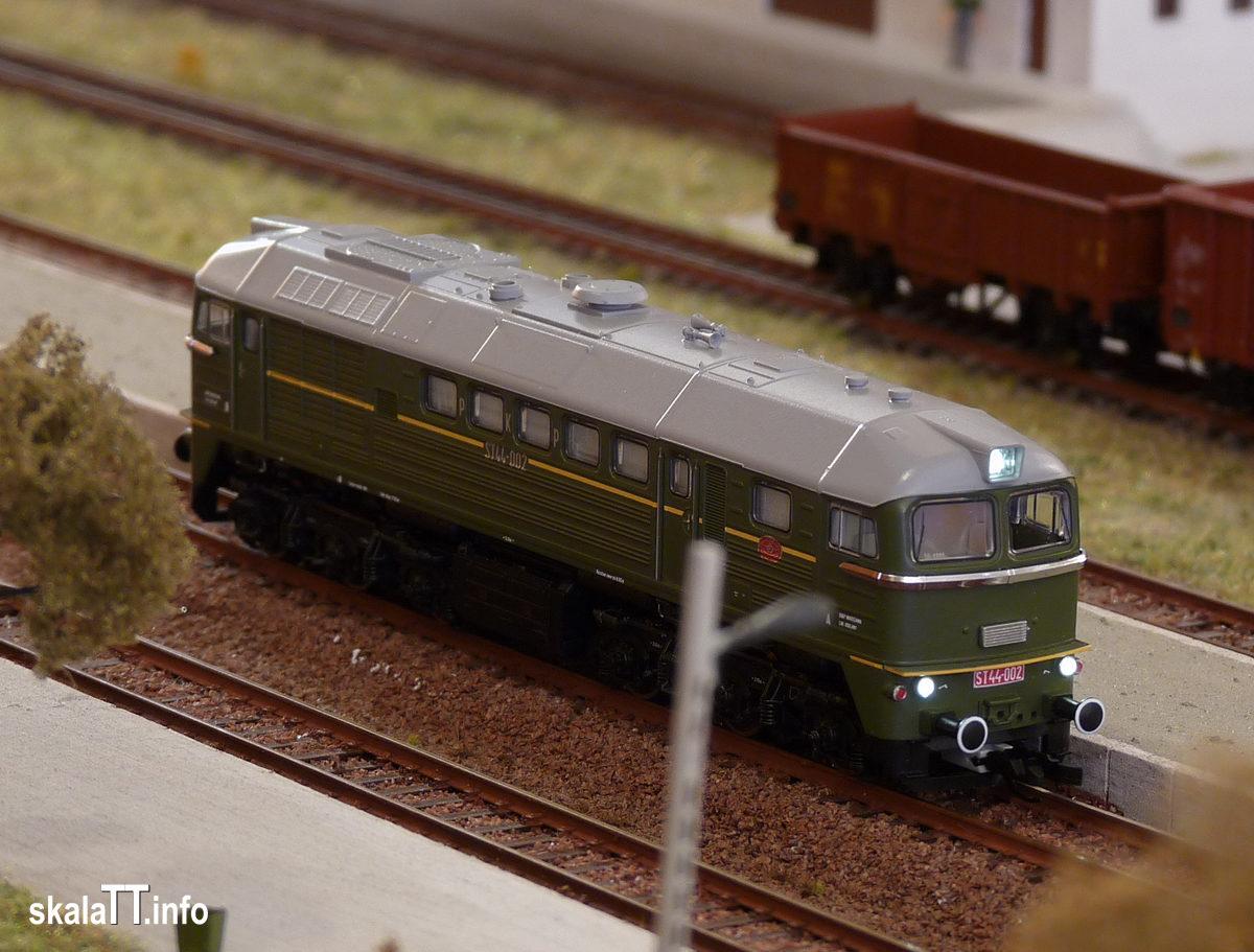 Październikowa giełda modelarstwa kolejowego w Warszawie
