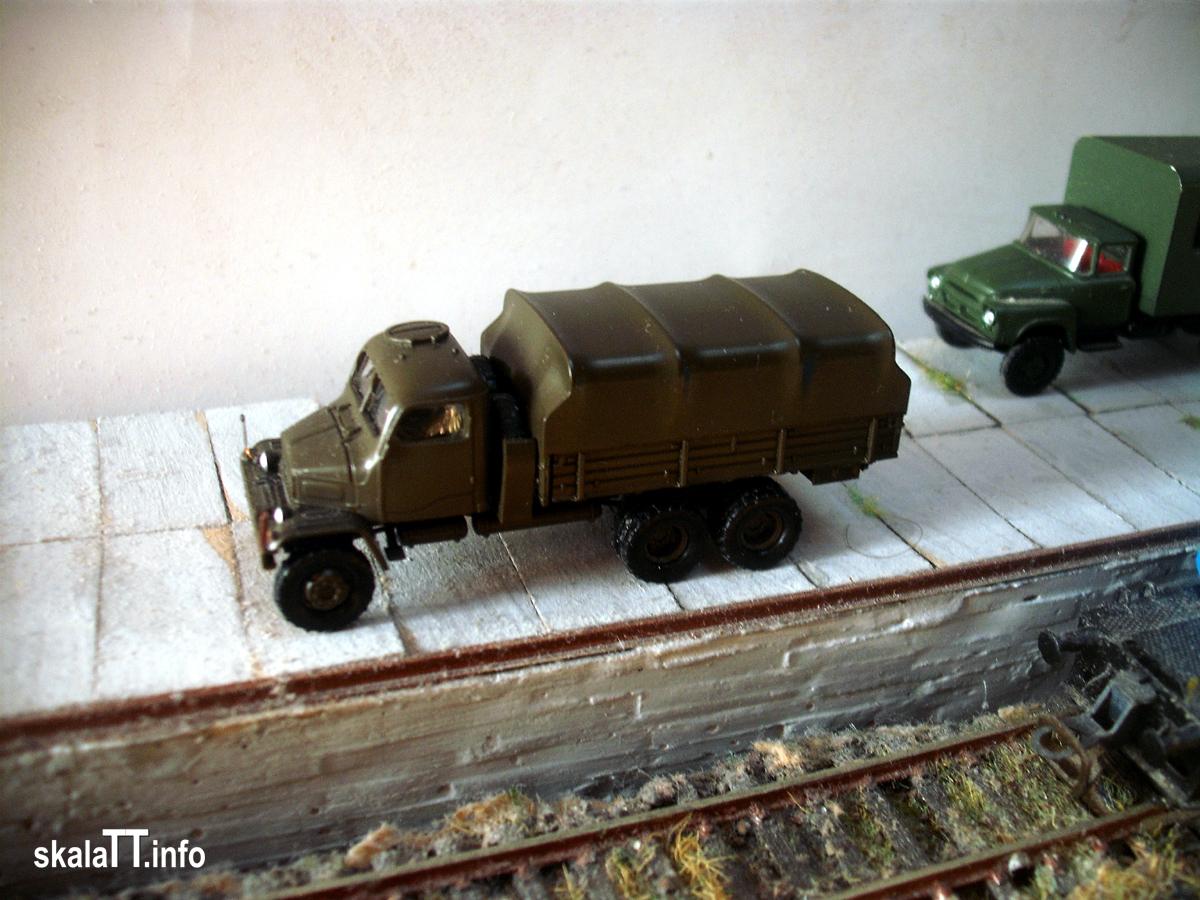 Praga V3S – model legendarnej ciężarowki w TT