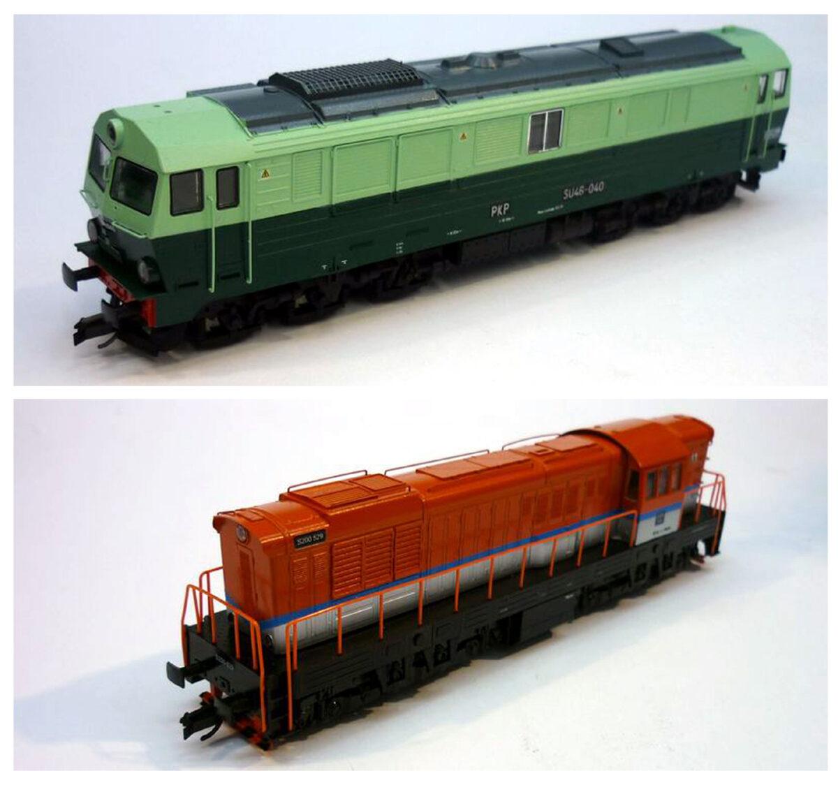 Nowości MTB-Model – lokomotywy polskich przewoźników w wielkości TT