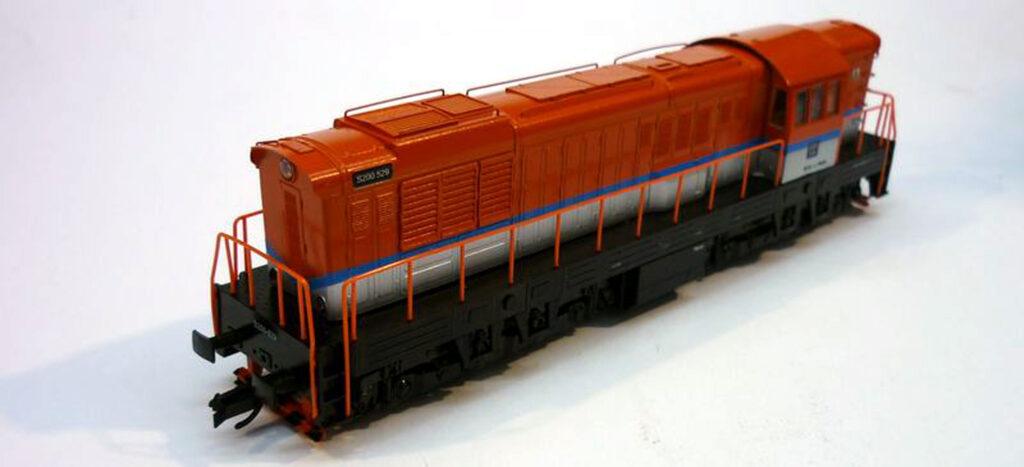 S200-529 MTB-Model