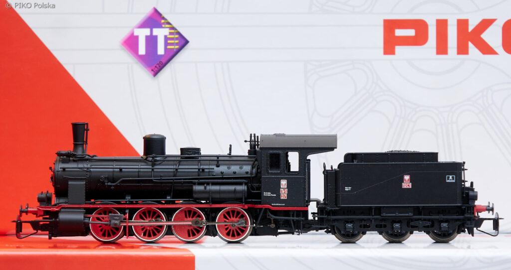 Model parowozu Tp1-37, PIKO nr. kat. 47105.
