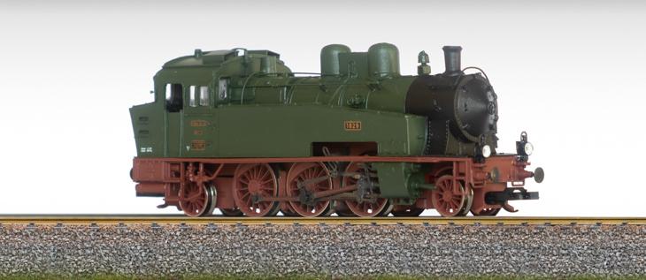 Beckmann TT. Model parowozu 1829 XIV HT, K.Sächs.Sts.E.B. (kolei saksońskich) ep. I. Art 101 0630 - 632