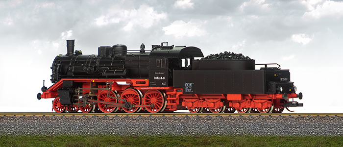 Beckmann TT. Model parowozu 38 5268-8 ,ep. IV. Art 1018 311 - 313.